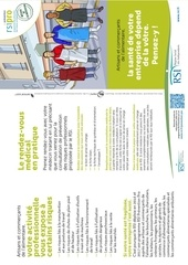brochure rsi prevention sante metier