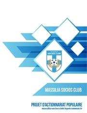 dossier massilia socios club presentation