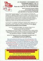 rassemblement le 04 11 16 maubeuge philippe dumon