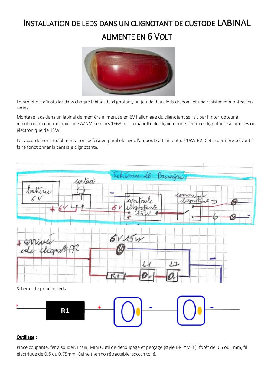 Aperçu du document Récap led Labinal V2.pdf - page 1/2