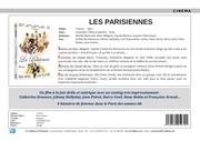 Fichier PDF les parisiennes dvd