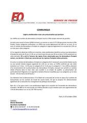 Fichier PDF communique chomage septembre