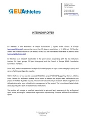 Fichier PDF eu athletes internship