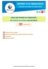 Fichier PDF liste formations dt49 angers secteur informatique