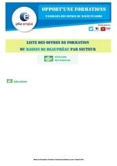 Fichier PDF liste formations dt49 beaupreau secteur hotel restau