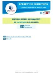 Fichier PDF liste formations dt49 saumur beaufort secteur logistique