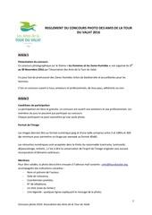 reglement concours photo aatdv 2016 fr