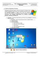 solution tp 2 partie systeme d exploitation