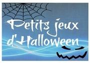 jeux halloween pdf