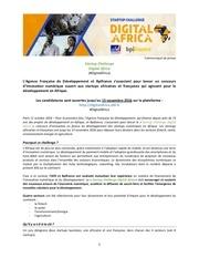 startup challenge digital africa