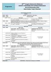 programme congres stsm 2016