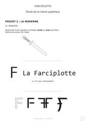 Fichier PDF charte graphique farciplotte projet 2