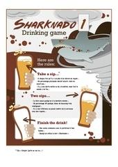 sharknado drinking game