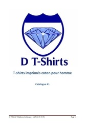 Fichier PDF t shirts imprimes catalogue 1