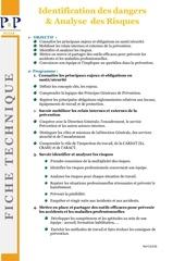 Fichier PDF 10 identification des dangers et analyse des risques