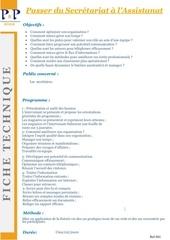 Fichier PDF 22 passer du secretariat a l assistanat
