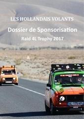4l trophy sponsor dossier