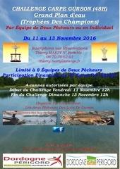 affiche challenge carpe novembre 2016