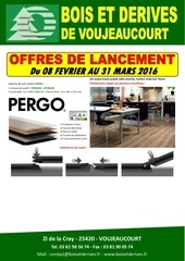 catalogue interieur bois derives