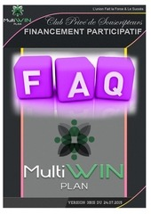 faq multiwin francais