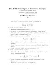 dm mathtds