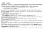 resume protozoaires