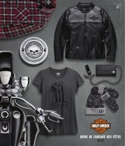 2016 harley davidson french canada holiday gift guide