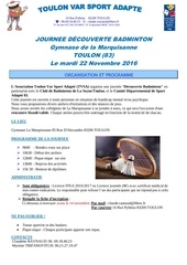 Fichier PDF journee decouverte badminton 22 11 16