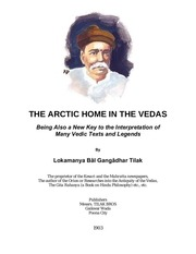 9 arctic home in the vedas