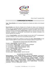 Fichier PDF communiquecmap election pascal barillon president cmap