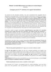 consignes rapport intermediaire 2016 17