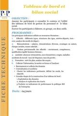 Fichier PDF ft tableau de bord et bilan social