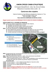 Fichier PDF deroulement journee 13 nov 2016 benevoles