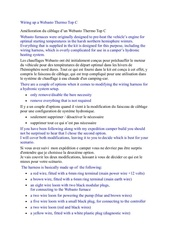 simplification du cablage thermotop 1