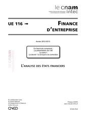 Fichier PDF finances