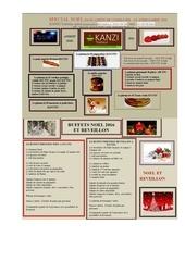 la carte noel 2016 kanzi traiteur pdf