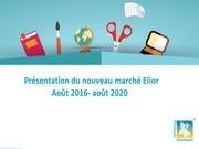 presentation marche elior 2016 2020
