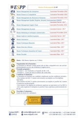 Fichier PDF espp masters