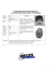 suspect c pat reckler