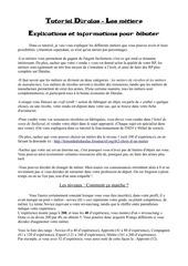 tutoriel des metiers v3 0 1