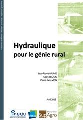 cours hydraulique g eau2013