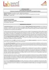 Fichier PDF fdp chef projet industries sante lab sante idf 2016