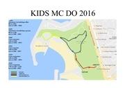 parcours kids mc do 2016 2