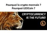 pourquoi leo comprendre la cryptomonnaie