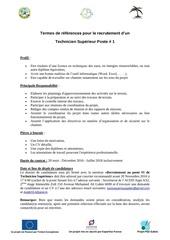 Fichier PDF tdr recrutement avis1