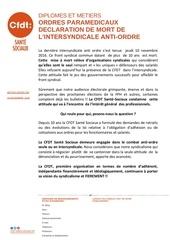 Fichier PDF diplome et metier tract