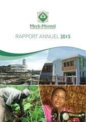 rapport annuel meckmoroni 2015 web