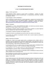 reglement participation linkedin
