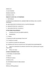 Fichier PDF plan pdf