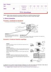 tp8 acoustique